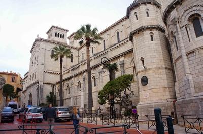 Catedral de San Nicolás, Mónaco