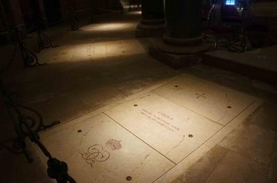 Tumbas reales en la Catedral de San Nicolás, Mónaco