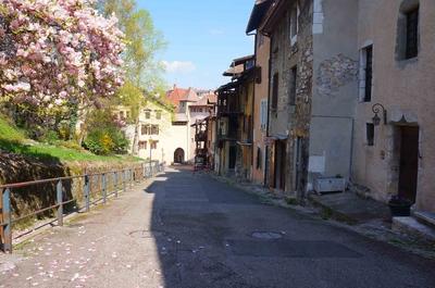 Primavera en Annecy