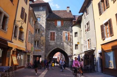 Calles de Annecy