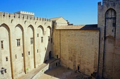 Palacio papal de Aviñón