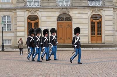 Guardia real de Dinamarca