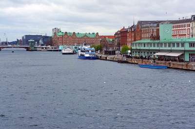 Costas de Copenhague