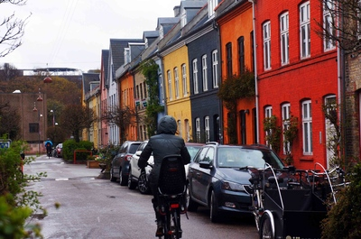 Barrio de Christianhavn, Copenhague