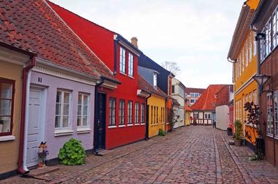 Calles de Nedergade, Odense