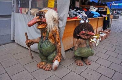 Trolls en Oslo