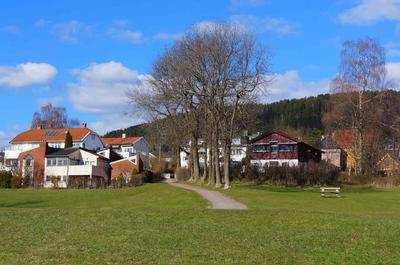 Suburbios de Oslo