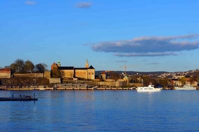 Fortaleza de Arkehus en Oslo