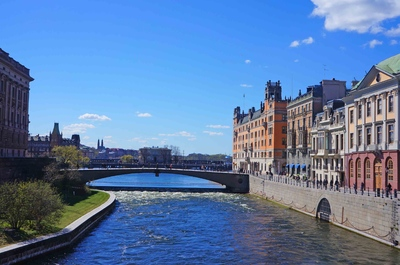 Canales de Estocolmo