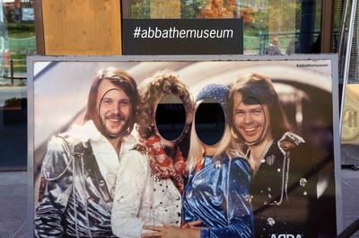Museo de Abba en Estocolmo