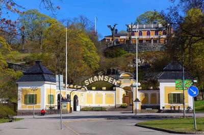 Museo Skansen en Estocolmo