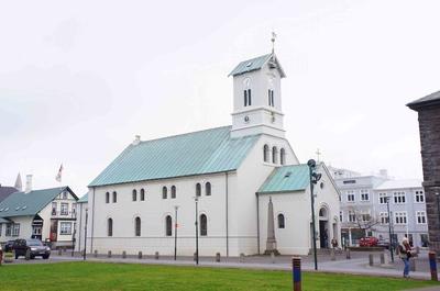 Catedral luterana de Reikiavik
