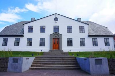 Palacio Ejecutivo de Reikiavik