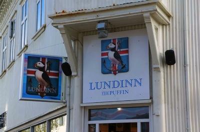 Tienda de souvenirs típica de Reikiavik