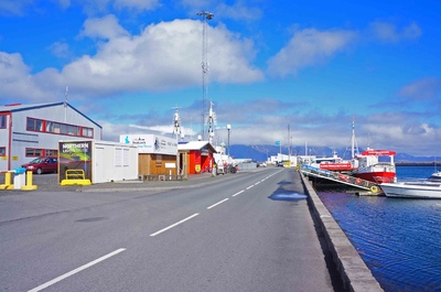 Puerto de Reikiavik