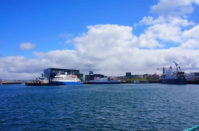 Embarcadero de Reikiavik