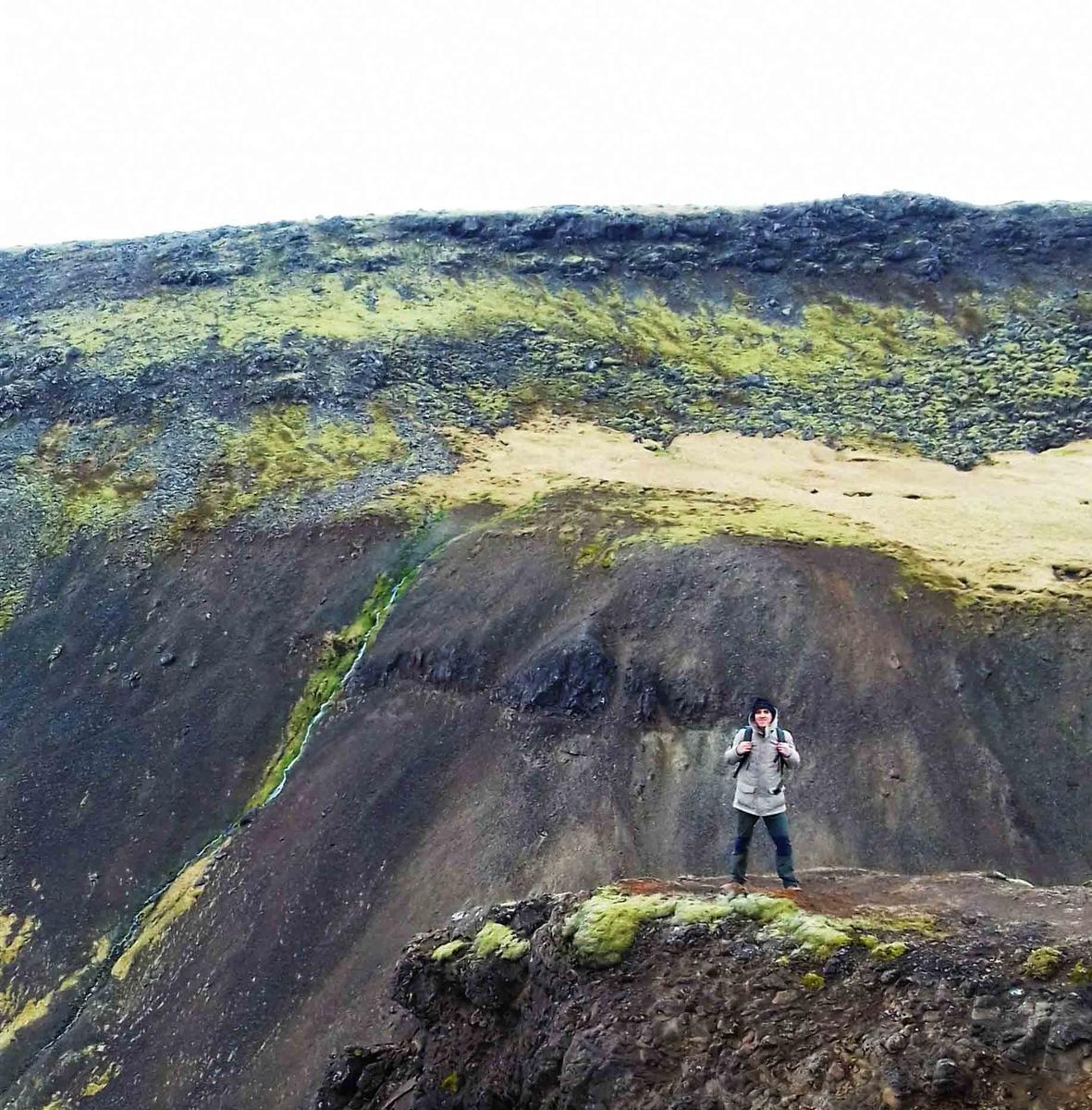 Valle de Reykjadalur, Islandia