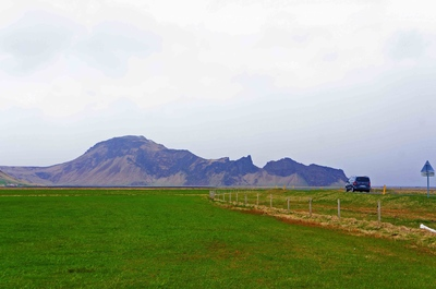 Carretera nacional 1, Islandia