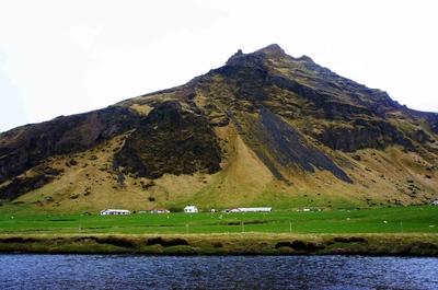 Granjas de Skógar, Islandia
