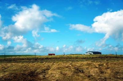 Granjas de la carretera nacional 1, Islandia