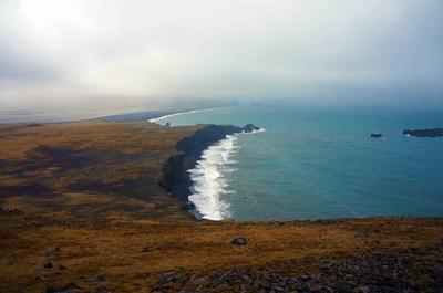 Costa sur de Islandia