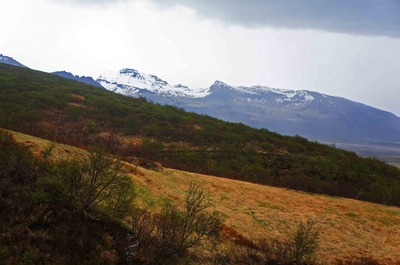 Parque nacional Vatnajökull, Islandia