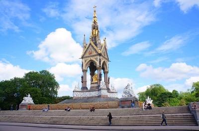 Monumento en Hyde Park, Londres