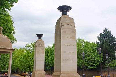 Memoriales de la Commonwealt en Londres