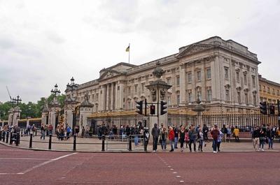 Palacio de Buckingham, Londres