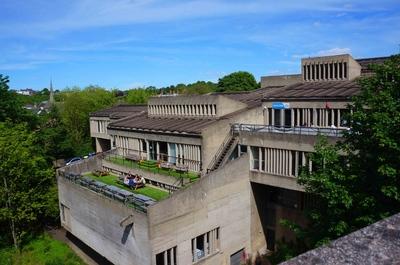 Residencia estudiantil en Durham