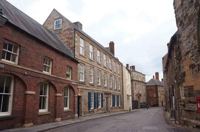 Calles del centro de Durham