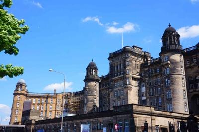 Centro de Glasgow, Escocia