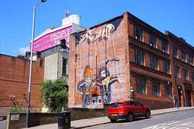 Murales de Glasgow