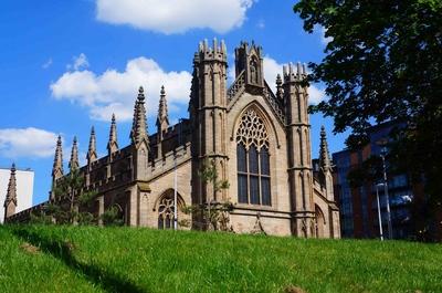 Iglesia escocesa en Glasgow