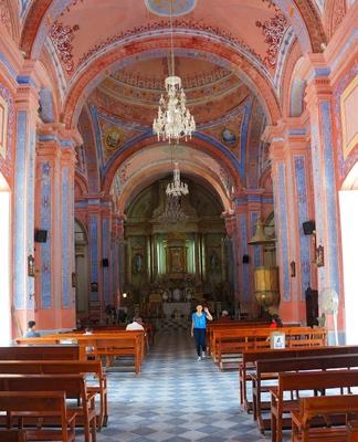 Iglesia de Tlacotalpan, México