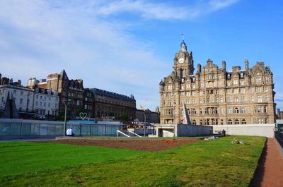 Hotel Balmoral en Edimburgo