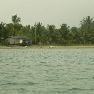 Isla Portete, Ecuador