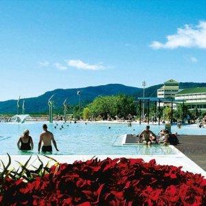 Esplanada, un paseo de Cairns