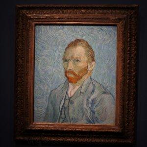 Autorretrato de Van Gogh, Museo de Orsay, París