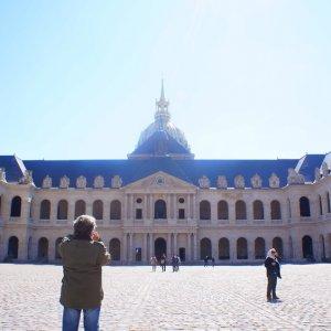 Palacio de Los Inválidos, París