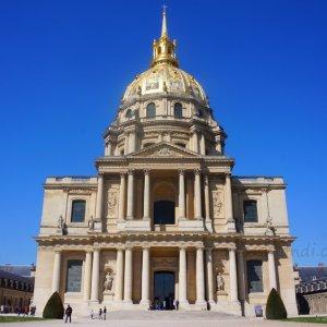 Bóveda de Los Inválidos, París