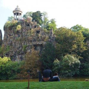 Parc des Buttes-Chaumont, París