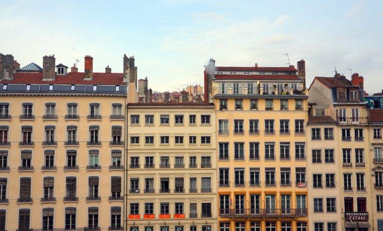 Plaza Terreaux, Lyon