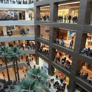 Mall en Santiago de Chile