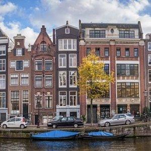 La ciudad de Ámsterdam