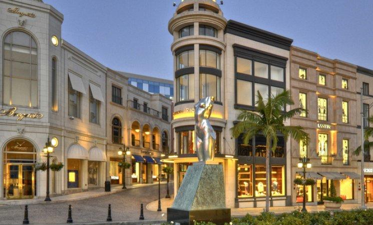 Shopping en Beverly Hills
