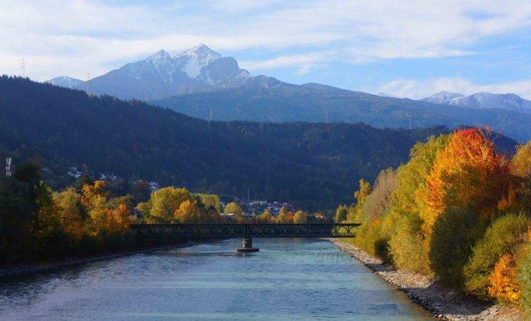 Río Eno, Innsbruck