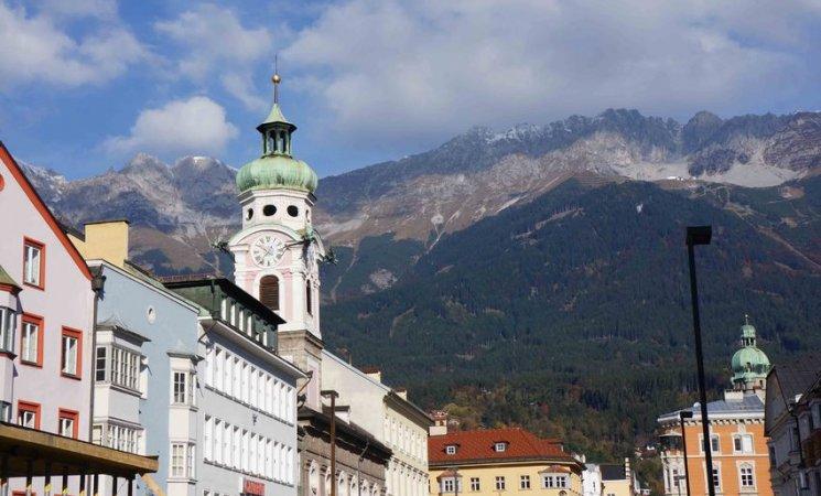 Arquitectura de Innsbruck, Austria