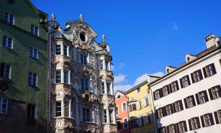 Casa Helbling, Innsbruck, Austria