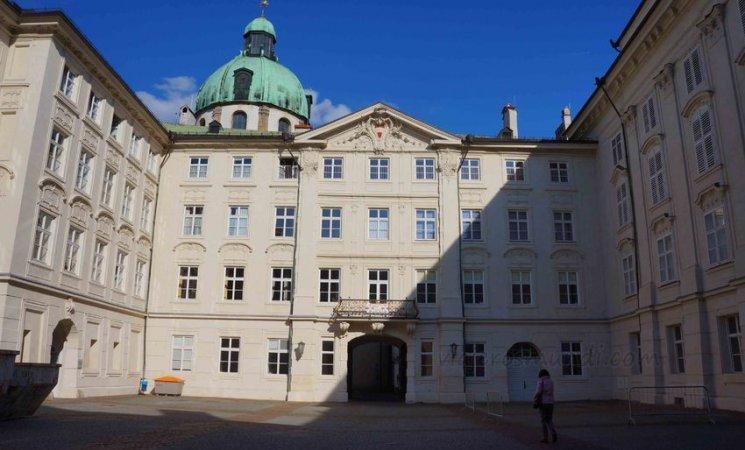 Palacio imperial de Innsbruck, Austria